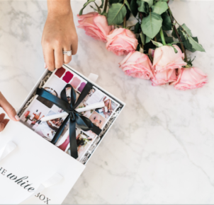 The White Box…..A Planner….A Tool……For the Wedding of your Dreams