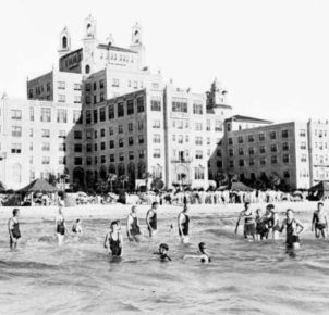 A Throw Back to the Past the Lowes Don CeSar Hotel