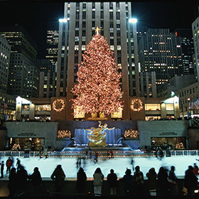All things New York for the Holiday Season
